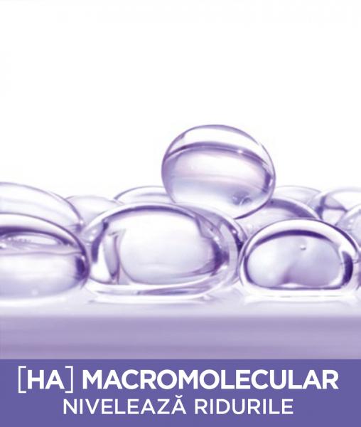 SET 1+1 GRATUIT Crema de noapte antirid hidratanta, L`Oreal Paris Hyaluron Specialist, pentru volumul tenului 4