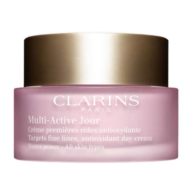Crema de zi antirid, Clarins Multi-Active Day All Skin Types, 50 ml [0]