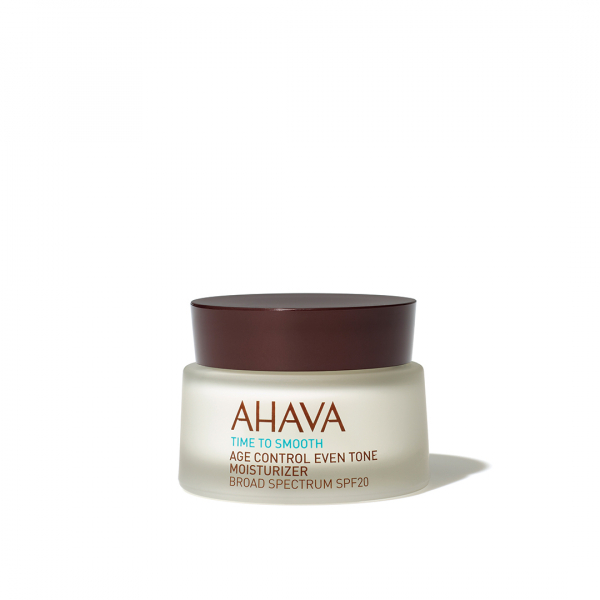 Crema de zi antirid, hidratanta, cu SPF20, Ahava, 50 ml 0