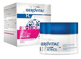 Cremă prevenire riduri Gerovital H3 Retinol, 50 ml [0]