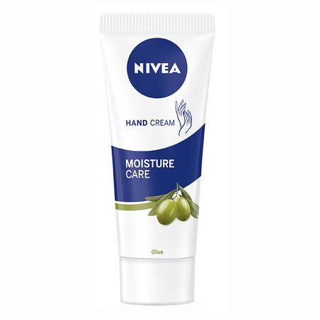 Crema de maini Nivea, cu ulei de masline 75 ml [0]