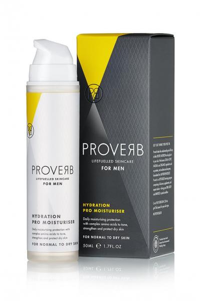 Crema pro hidratanta pentru barbati 50 ml Proverb 2