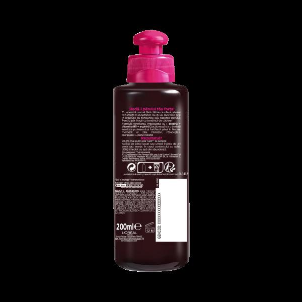 Crema rezistenta la pieptanat pentru parul fragil cu tendinta de cadere, Elseve Full Resist  - 200 ml 7