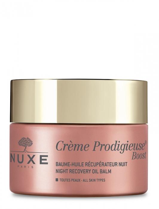Creme Prodigieuse Boost, Femei, Balsam de noapte reparator, 50 ml [0]
