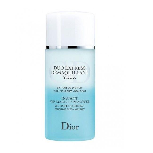 Demachiant pentru ochi Christian Dior Duo Express, 125ml [0]