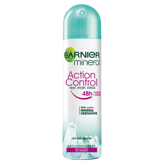 Deodorant Garnier Deo Spray Action Control, 150 ml 0