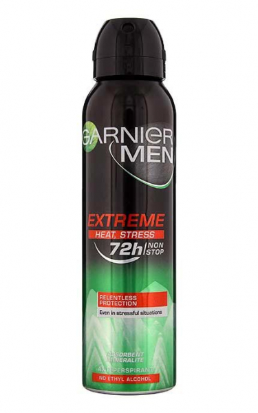 Deodorant Garnier Xtreme, spray pentru barbati 50ml 0