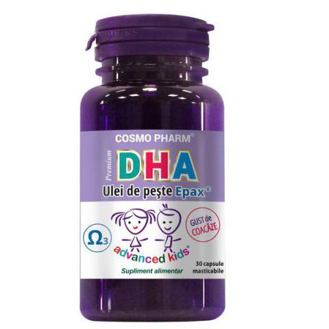 DHA Premium, Cosmo Pharm, 30 capsule masticabile 0