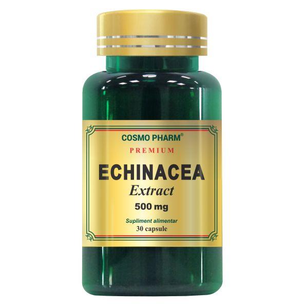 Echinacea Extract 500mg, Cosmo Pharm, 30 Capsule 0