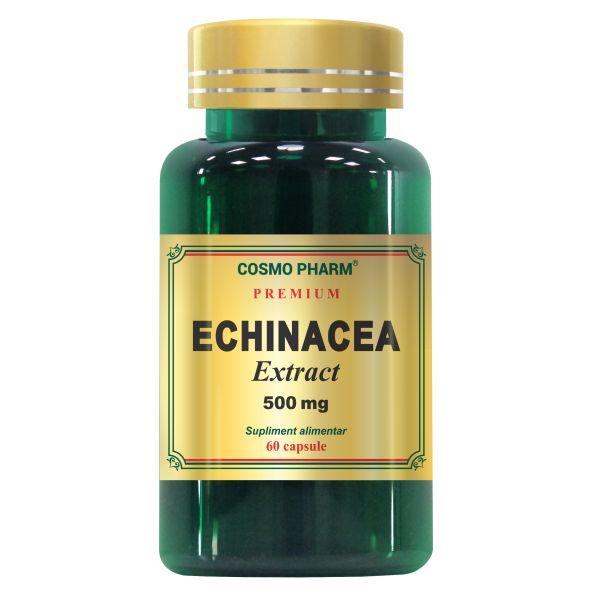 Echinacea Extract 500mg, Cosmo Pharm, 60 Capsule 0