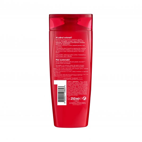 Set 3x Sampon pentru protejarea culorii Elseve Color Vive, 250 ml [2]