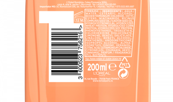 Set 3x Balsam descurcare usoara pentru par lung Dream Long , degradat 200 ml [2]