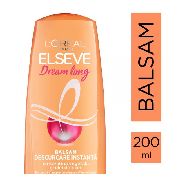 Set 3x Balsam descurcare usoara pentru par lung Dream Long , degradat 200 ml [1]