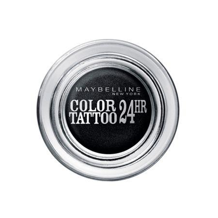 Fard de pleoape Maybelline Color Tattoo, rezistent la apa 60 Timeless Black 0