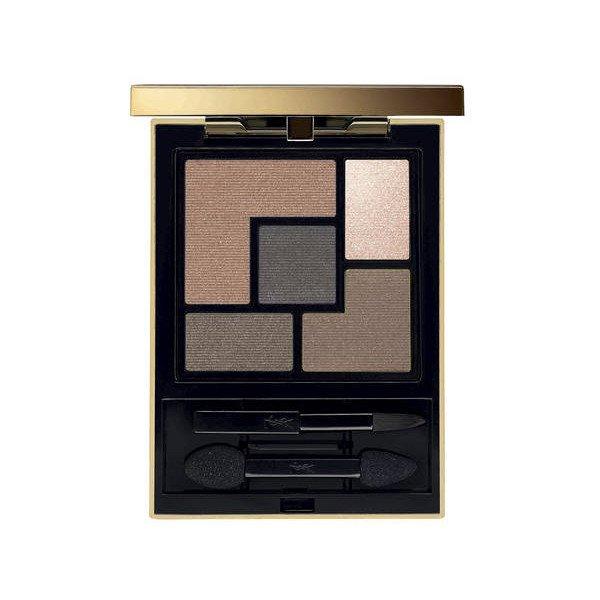 Fard de pleoape Yves Saint Laurent Couture Palette - Fauves 2, Satinat [0]