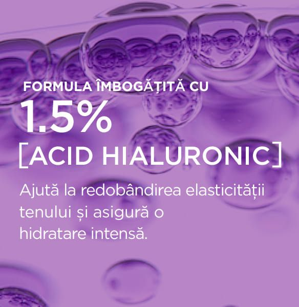 Fiole antirid L'Oreal Paris Revitalift Filler,  cu Acid Hialuronic 6