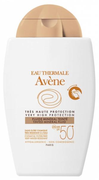 Fluid mineral Haute Avene Spf 50+, 40 ml [0]