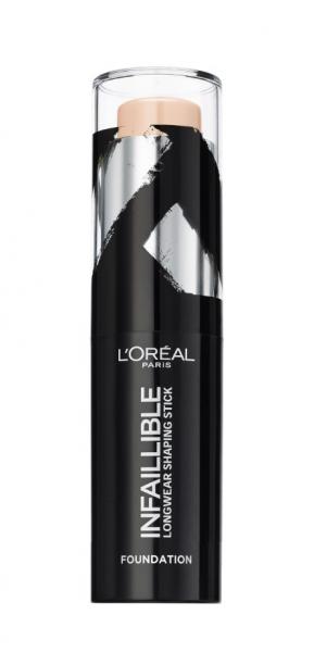Fond de ten stick L`Oreal Paris Infaillible Shaping Stick 130 Vanilla [0]