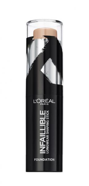 Fond de ten stick L`Oreal Paris Infaillible Shaping Stick 200 Honey 0