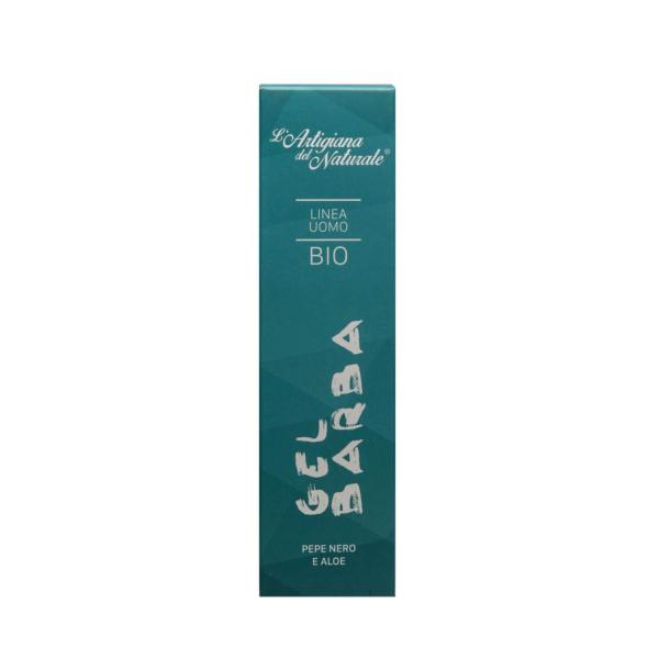 Gel de ras BIO pentru barbati Laboratorio Naturale 150 ml 2