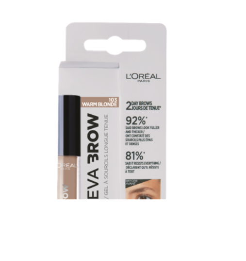 Gel sprancene L'Oreal Paris UNBELIEVA BROW 0