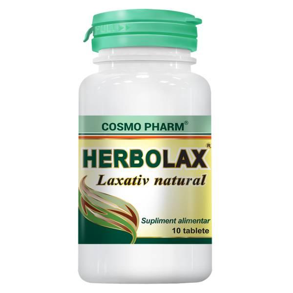 Herbolax, Cosmo Pharm, 10 tablete 0