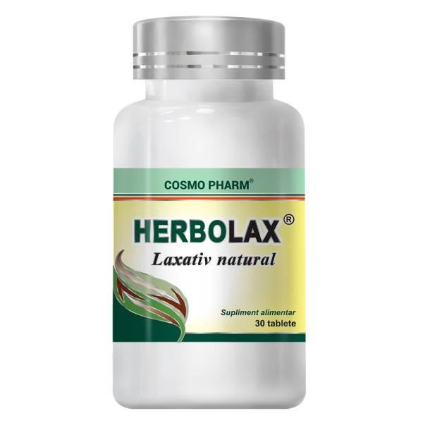 Herbolax, Cosmo Pharm, 30 tablete 0