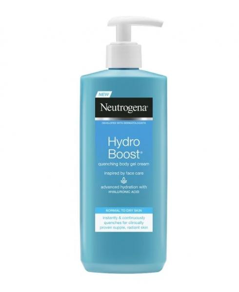 Crema-Gel pentru corp, Neutrogena Hydro Boost -250ml [0]