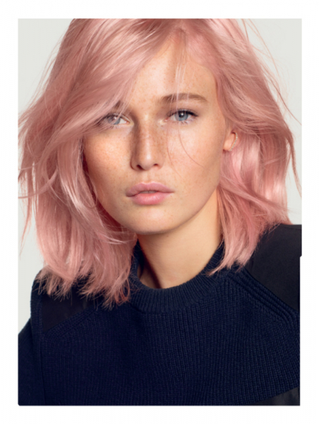 Colorista Vopsea gel permanenta 204 ml, nuanta ROSE GOLD 1