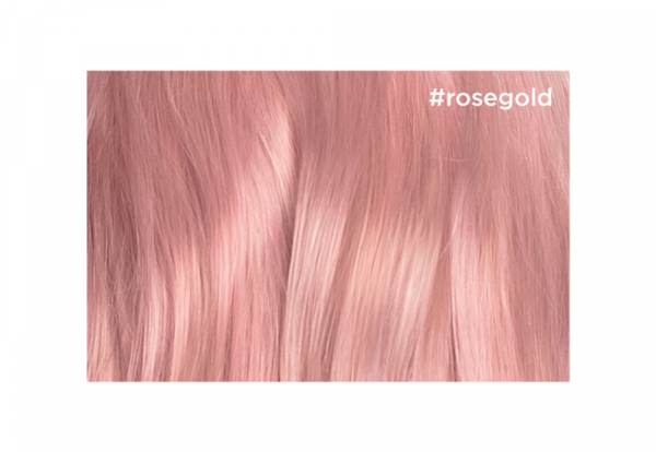 Colorista Vopsea gel permanenta 204 ml, nuanta ROSE GOLD 4