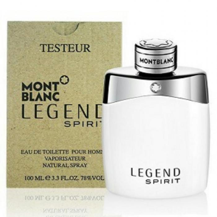 TESTER  Legend Spirit, Barbati, Eau de toilette, 100 ml [0]