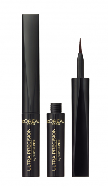 SET 1+1 GRATUIT Liner cu rezervor L`Oreal Paris Superliner Ultra Precision 0