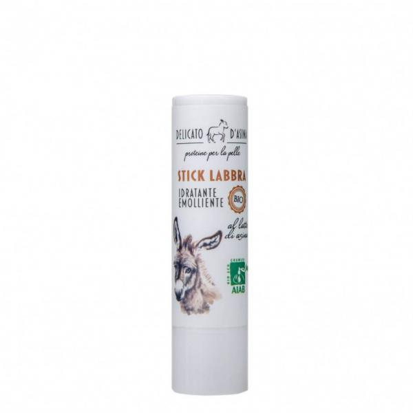 Lip Stick hidratant si reparator BIO cu lapte de magarita La Dispensa 15 ml 0