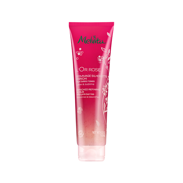 TESTER  Lor Rose, Refining Scrub With Pink Berries And Rose, Hip Oil, 150 ml [0]