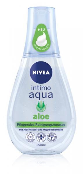 Lotiune intima Nivea Intimo aqua aloe 250ml 0