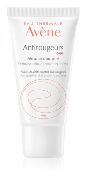 Masca cu efect calmant pentru piele sensibila cu tendinte de inrosire Avène Antirougeurs, 50ml [0]