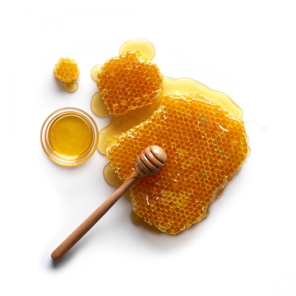 Masca reparatoare Botanic Therapy Milk Mask Honey cu textura lejera de lapte pentru par deteriorat cu varfuri despicate, 250ml [4]