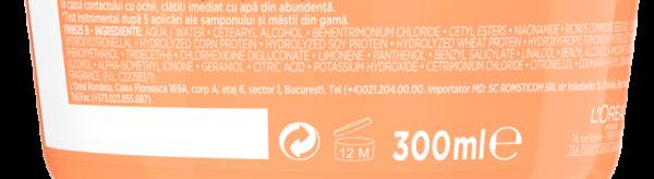 Masca pentru par lung S.O.S.Dream Long, degradat, 300 ml 2