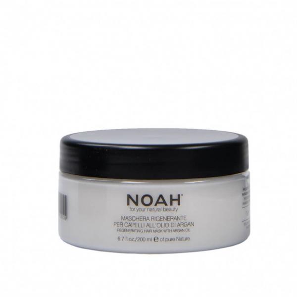 Masca regeneranta cu ulei de argan pentru par foarte uscat(2.3) Noah 200 ml [0]