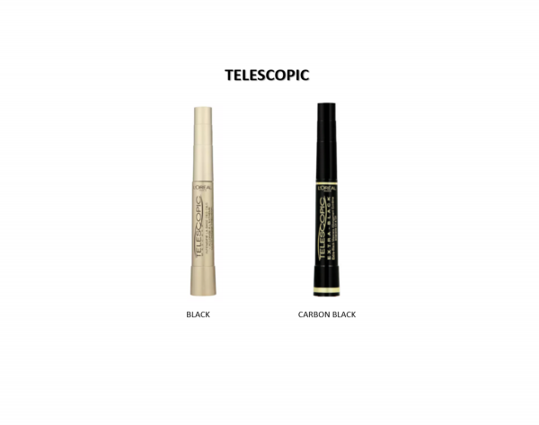 Mascara L'Oreal Paris Telescopic, pentru alungire extrema, black, 8ml [5]