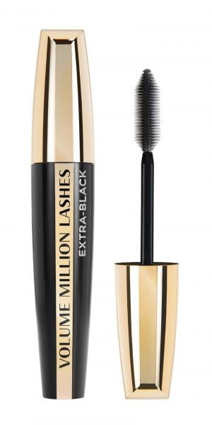 Mascara L'Oreal Paris Volume Million Lashes, volum si definire, extra black 0