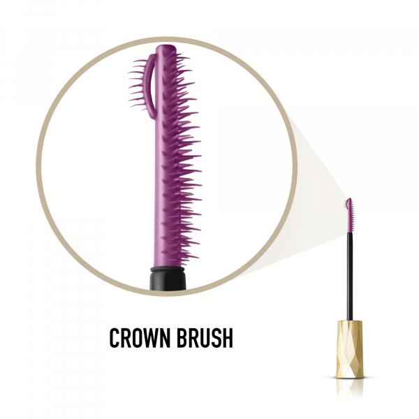 Mascara Max Factor Masterpiece Lash Crown, Volume & Definition, Black, 6.5 ml 5