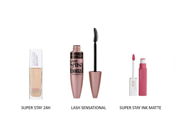Fond de ten Maybelline SuperStay 24H, 48 Sun Beige 5