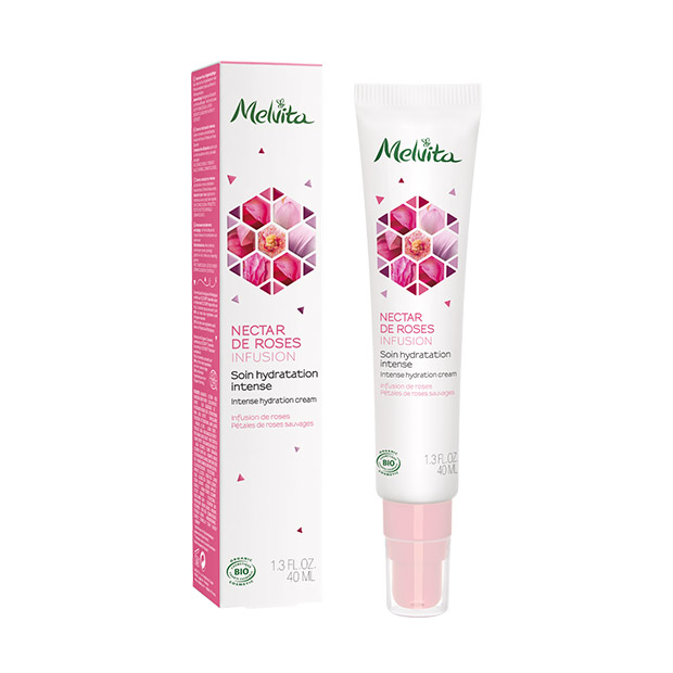 TESTER  Nectar De Roses, Infusion Intense, Hydration Cream, 10 ml [0]