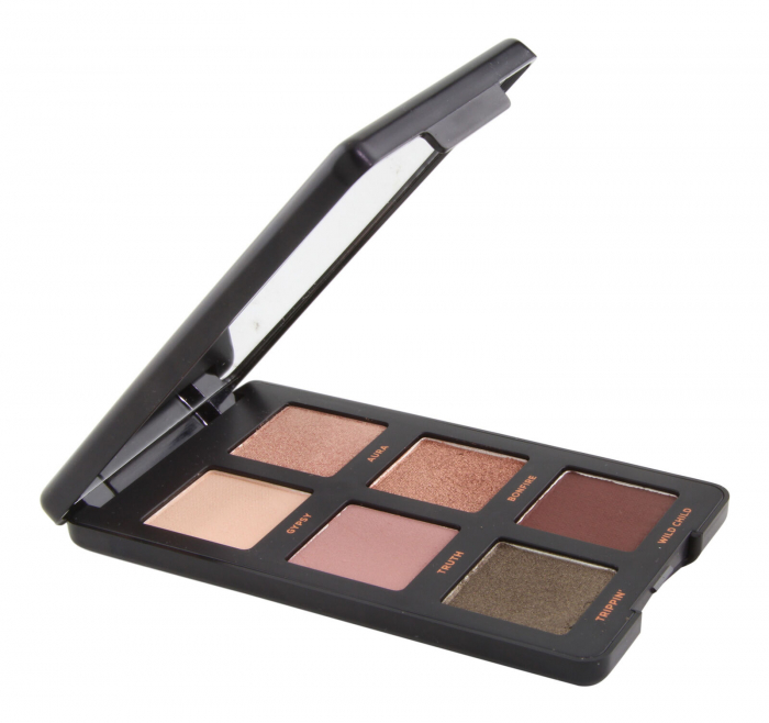 Nude Eyeshadow Palette, Femei, Paleta make-up Copper- Medium to Tan [0]