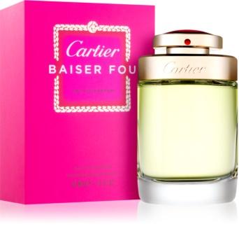 Parfum Cartier Baiser Fou 50 ml, femei, Floral - Fructat [0]