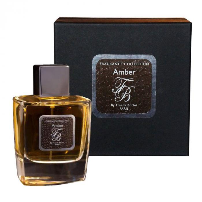 Parfum Franck Boclet Amber Unisex 100 ml, pentru barbati [0]