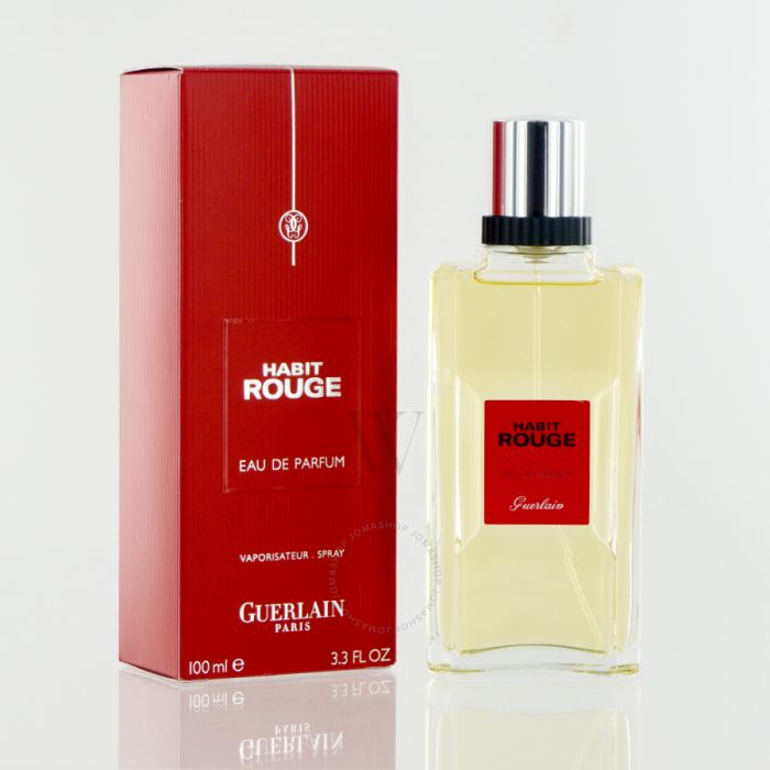 Parfum Guerlain Habit Rouge 100 ml, barbati, Oriental - Lemnos [0]