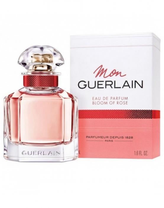 Parfum Guerlain Mon Guerlain Bloom of Rose 50 ml, femei, Oriental - Floral [1]