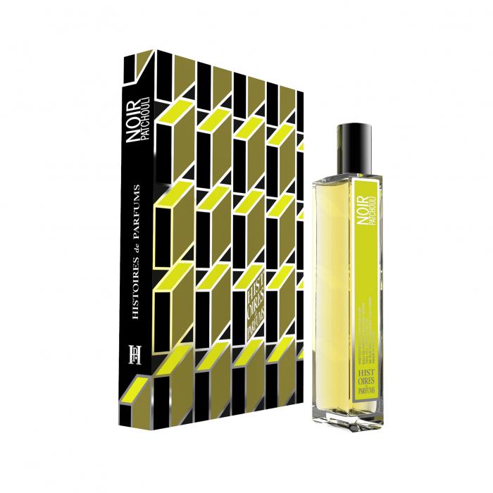 Parfum Histoires De Parfums Noir Patchouli Unisex 15 ml, Unisex [0]